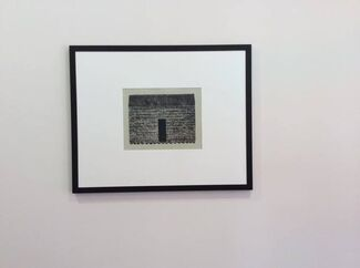 William Christenberry: Drawings, installation view