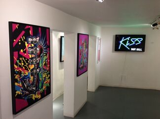 MIX: Summer Group Show 2017, installation view