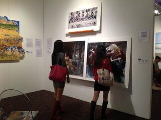 Inspire Series - Masters in Photography and Film, installation view