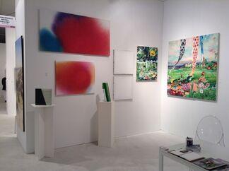 galerie bruno massa at CONTEXT New York 2017, installation view