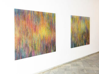 Joan Saló. Hic-Stans, installation view