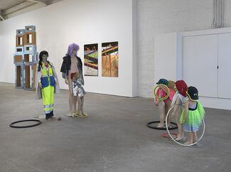Isa Genzken, installation view
