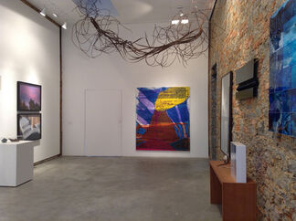 Nelson Felix, Hilal Sami, Claudia Jaguaribe, Frida Baranek, Claudia Melli, Malu Fatorelli, installation view