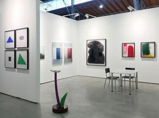 Galerie Andreas Binder at viennacontemporary 2016, installation view