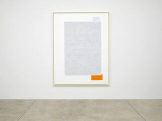 Jenny Holzer: Dust Paintings, installation view
