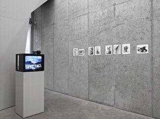 BARBARA HAMMER - Have a Crush, installation view