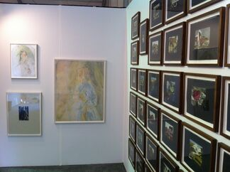 p|m Gallery at Papier 14, installation view