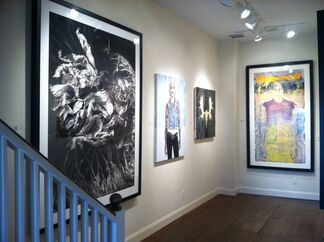 Holiday Mix, installation view