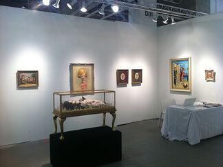 Sloan Fine Art at SCOPE New York 2012, installation view