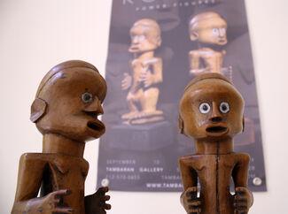 KONGO: Power Figures, installation view