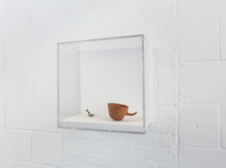 Isamu Noguchi: Functional Ceramics, installation view