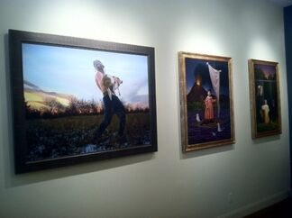 """""""PAWS & REFLECT"""": A Benefit for the Southampton Animal Shelter, installation view"""