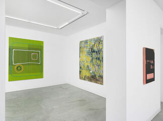 Group Exhibition - WET PAINT, installation view