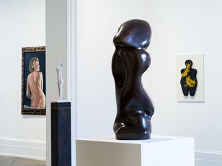 """Body Shop"", installation view"