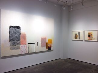 ROCIO RODRIGUEZ Neither Here nor There, installation view