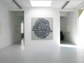Éva Bodnár und Walter Obholzer, installation view