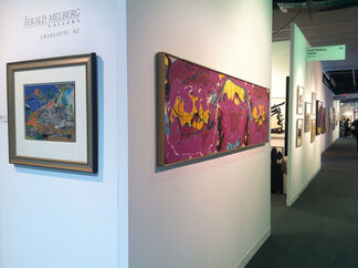 Jerald Melberg Gallery at The Armory Show 2013, installation view