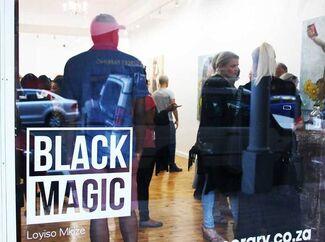 Black Magic, installation view