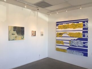 (RE)FORMATIONS, installation view