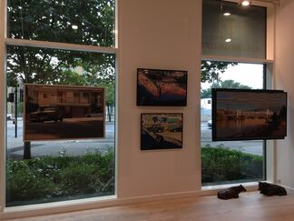 Official Opening Show, installation view