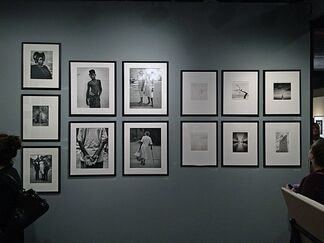 PDNB Gallery at AIPAD Photography Show 2015, installation view