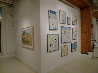 Edith Schloss: Still Life, Myths, and Mountains, A Retrospective, installation view