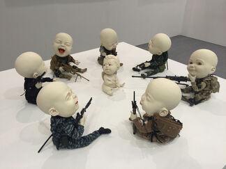 Redsea Gallery at Art Taipei 2015, installation view
