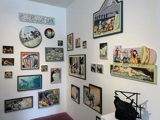 Ralph Allen Massey, installation view