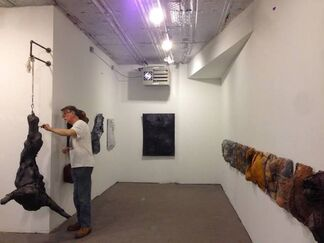 Walter Zimmerman: VISION / RE-VISION, installation view