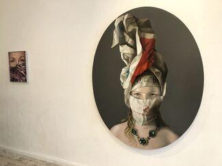FACE REALITY  David Uessem / Luis Selem, installation view