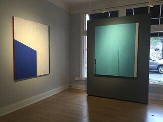 CHRISTOPHER BAER: FREEDOM + CONSTRAINT, installation view