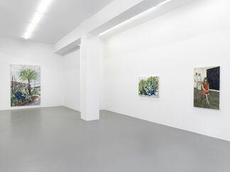 Raffi Kalenderian - Paint Work, installation view