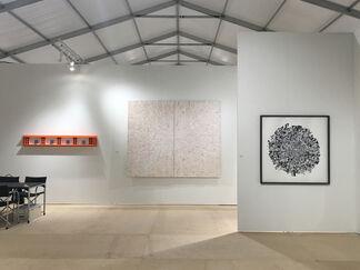 Mario Mauroner Contemporary Art Salzburg-Vienna at SCOPE Miami Beach 2015, installation view
