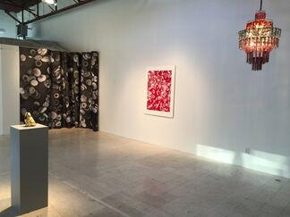 Bloodwork: Kim Morgan & Brendon McNaughton, installation view