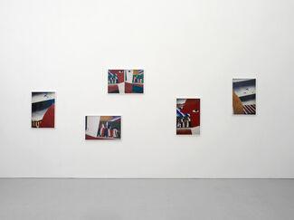 EUSTACHY KOSSAKOWSKI & GOSHKA MACUGA 'Report from the Exhibition', installation view