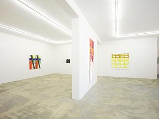 Bernard Piffaretti – No Chronology, installation view