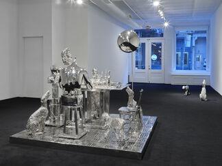 Will Ryman: Dinner III, installation view