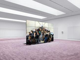 Jordan Wolfson: Riverboat song, installation view
