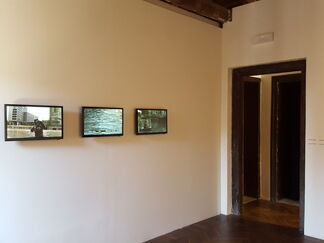"""""""PERSONAL STRUCTURES - open borders"""", installation view"""