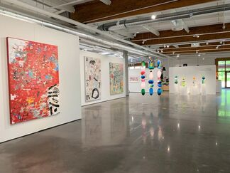 Canal Cheong Jagerroos - Essence of Growth, installation view