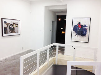 RECOVERED, installation view
