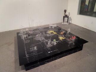 Susan Camp & Samantha Jones: Rapture by Proxy, installation view