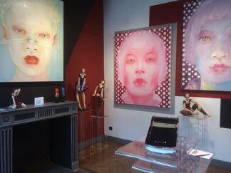 Sabine Danzé, installation view