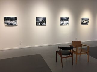 Mark Thompson - New Paintings, installation view