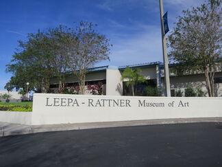 Ralph Wickiser: A Retrospective at Leepa Rattner Museum, installation view