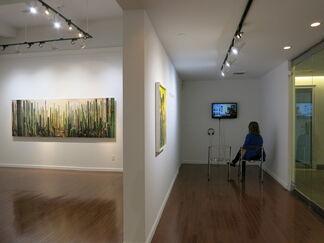 Ruud van Empel, Identities, installation view