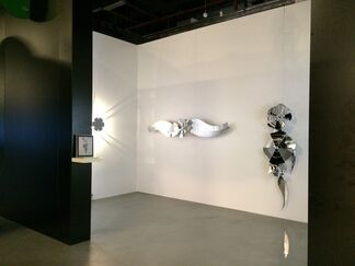 Yellow Peril Gallery at Contemporary Istanbul 2014, installation view