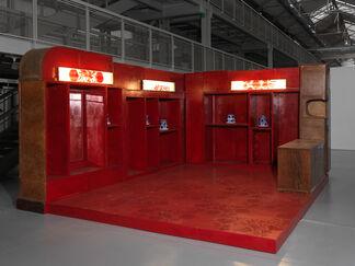 Francesca Minini at LISTE 2015, installation view