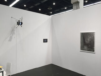 bitforms gallery at Art Cologne 2015, installation view