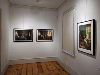 Richard Tuschman: HOPPER MEDITATIONS, installation view